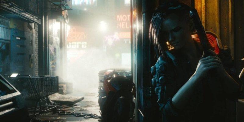 Cyberpunk 2077 Street Kid