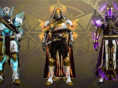 Destiny 2 Solstice Of Heroes Armor 2.0 Shadowkeep Armor Glow