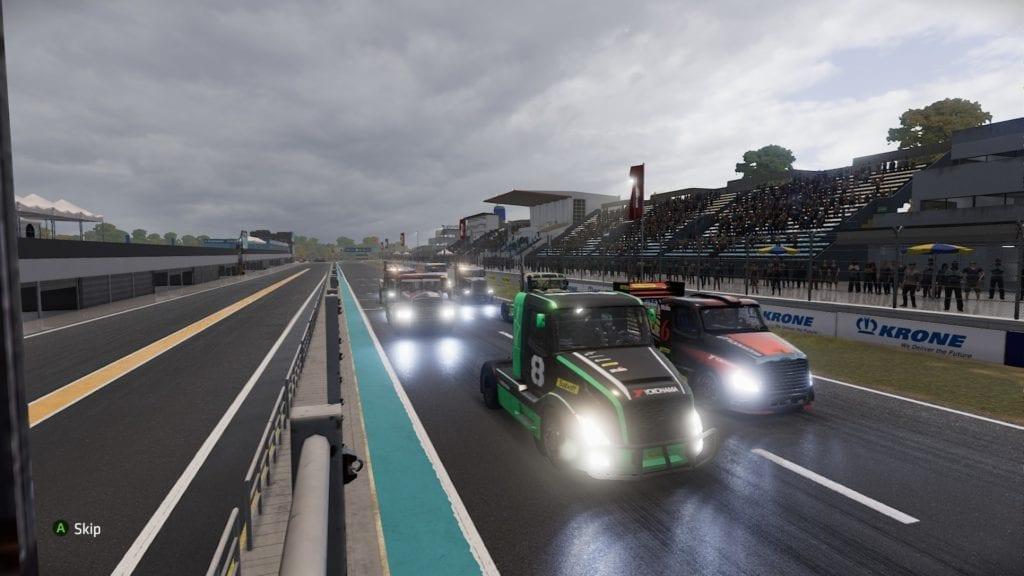 Fia European Truck Racing Championship 4