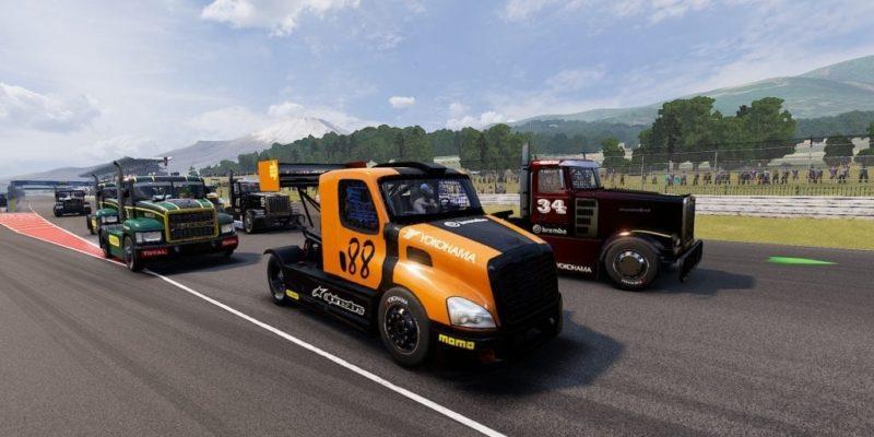 Fia European Truck Racing Championship Cover