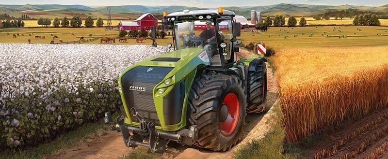 Farming Simulator 19 Platinum Art