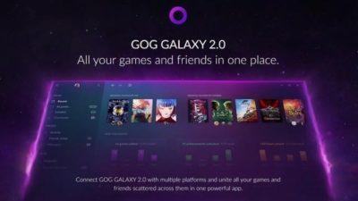 GOG Galaxy 2.0 hands-on impressions