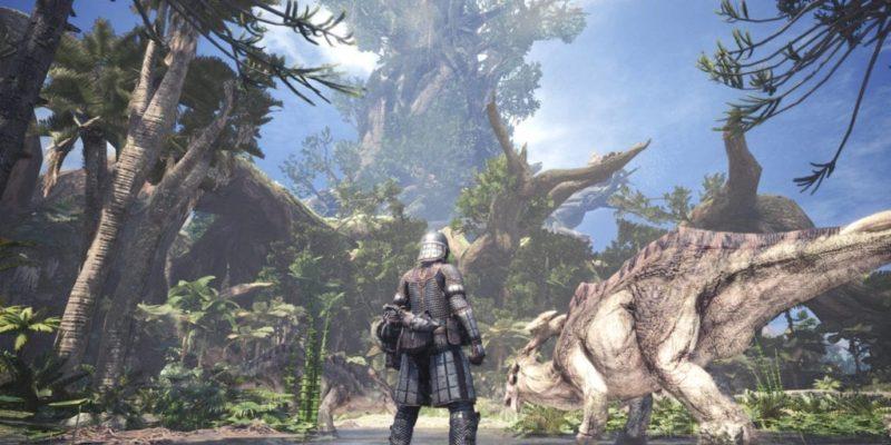 Monster Hunter: World gets Nvidia DLSS support for Capcom
