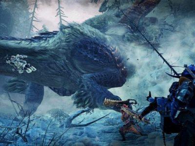 Monster Hunter World Iceborne Gameplay 2060x1159