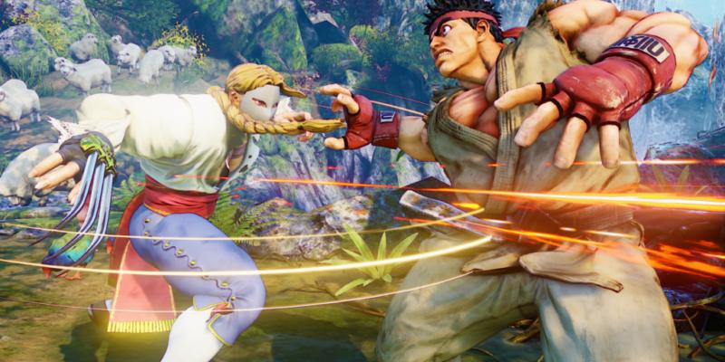 Street Fighter V free trial from Capcom for EVO 2019