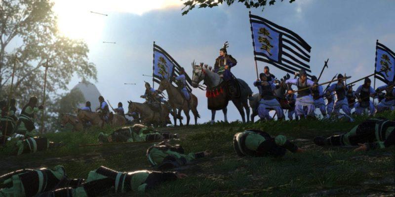 Total War Three Kingdoms Eight Princes Dlc Sima Clan Jin Dynasty