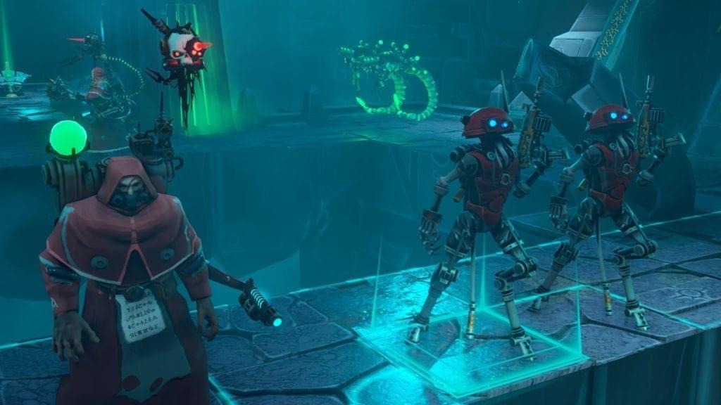 Warhammer 40k Mechanicus Heretek Review