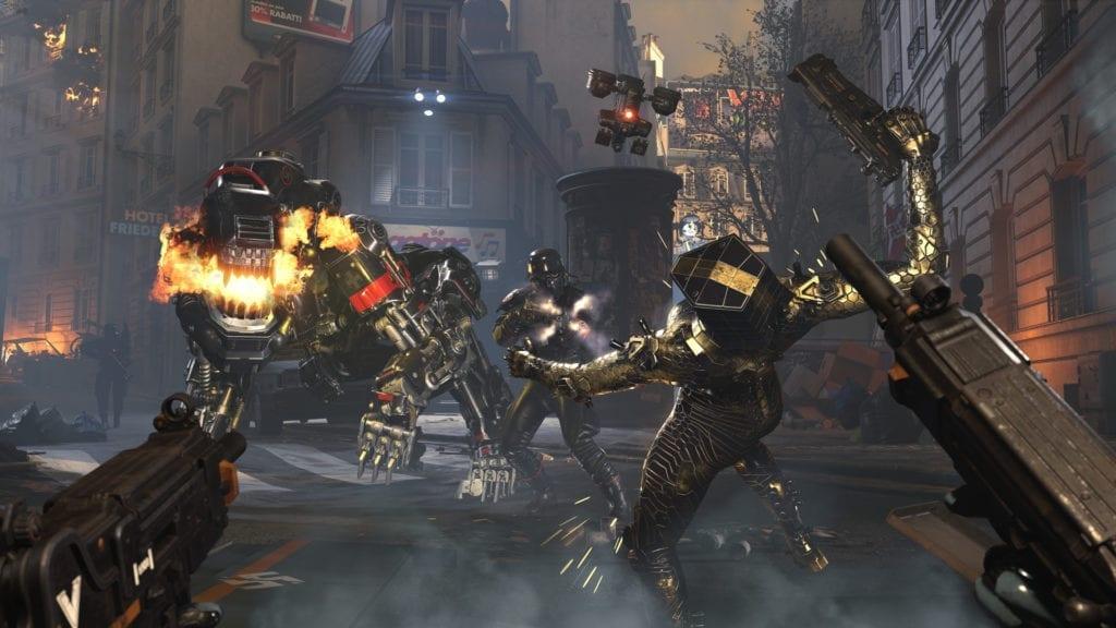 Weekly Pc Game Releases Wolfenstein Youngblood Cyberpilot Beyond Two Souls 40k Mechanicus Heretek Kill La Kill
