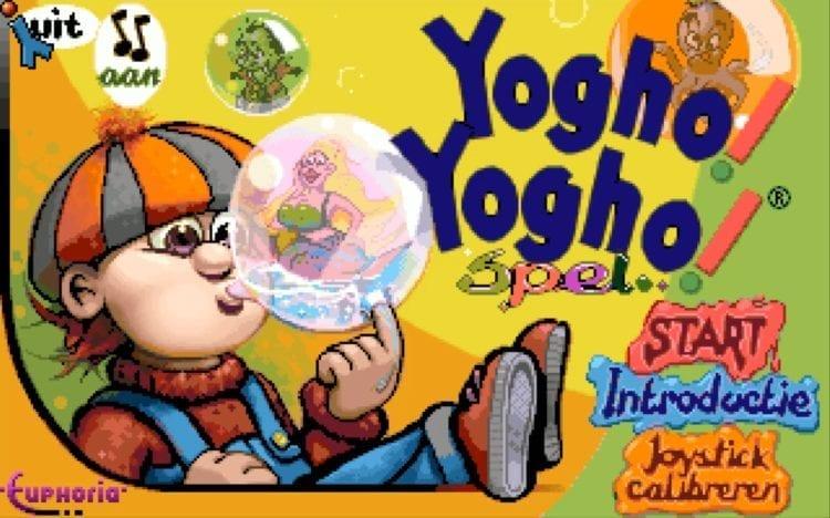 Yogho Yogho Spel