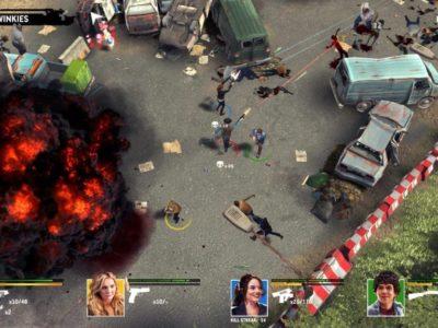 Zombieland Screen 2
