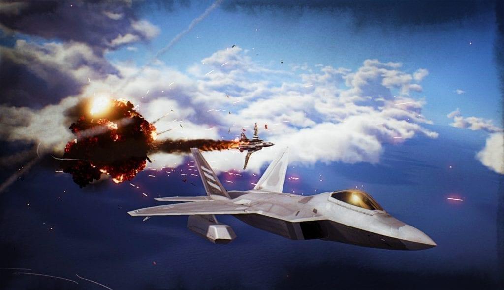 Ace Combat 7 DLC4