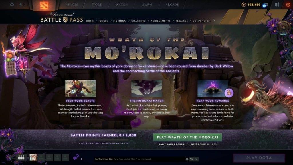 Dota 2 Morokai