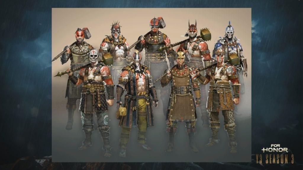 For Honor new hero Jormungandr
