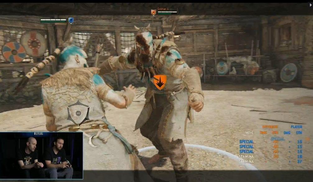 For Honor new hero Jormungandr Hulda