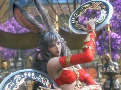 Final Fantasy 14 Shadowbringers Dancer
