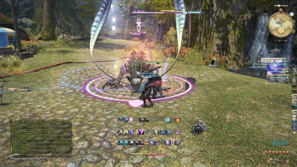 Final Fantasy XIV: Shadowbringers: Dancer and Gunbreaker