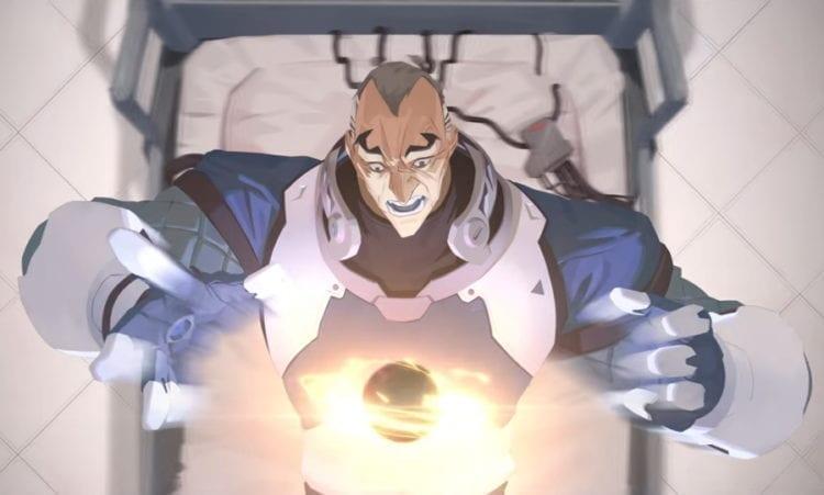Overwatch Sigma Origin Gravity