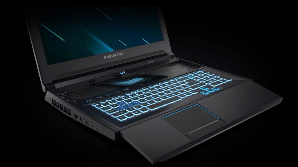 Acer Predator Helios 700