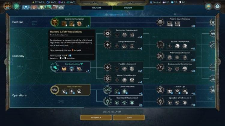 Age Of Wonders Planetfall Dvar Faction Guide Society Tech