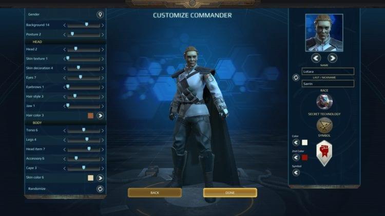 Age Of Wonders Planetfall Vanguard Faction Guide Commander Perks