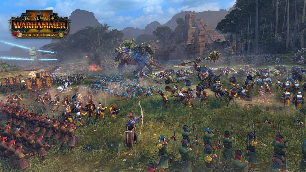 Total War: Warhammer 2 - The Hunter & The Beast DLC