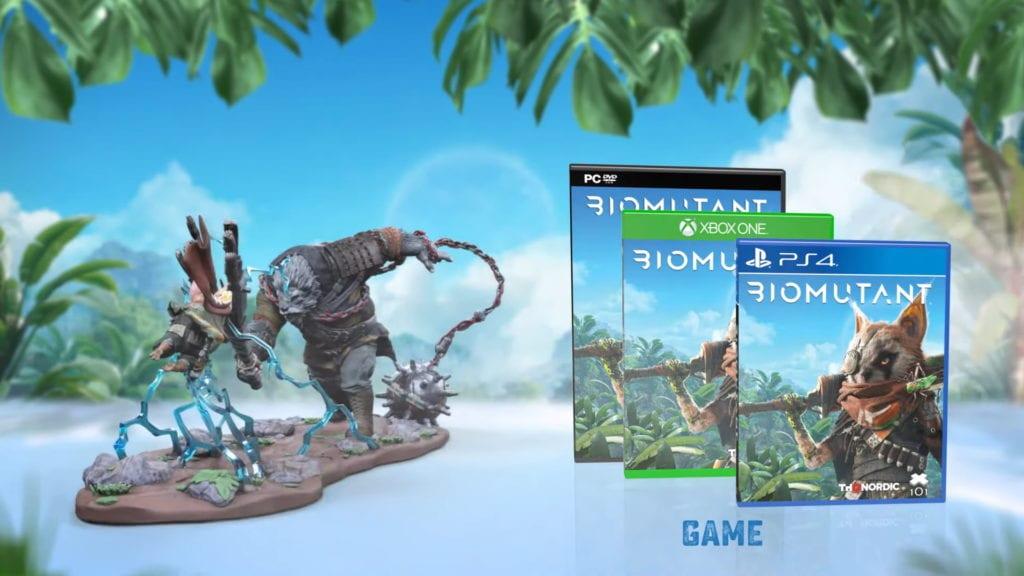 Biomutant Atomic Edition Thq Nordic Game