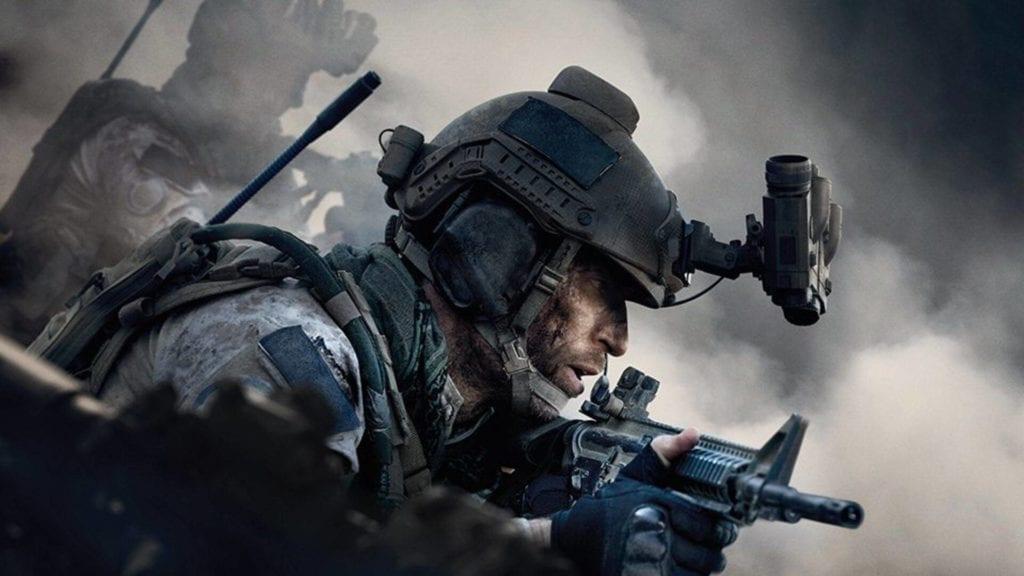Call of Duty Modern Warfare Ds Header