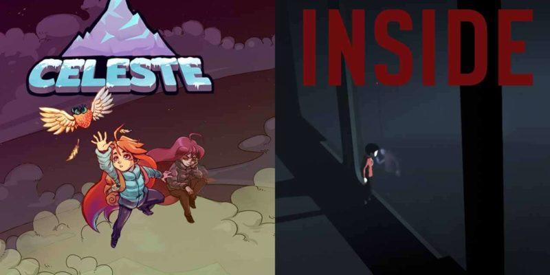 Celeste Inside Epic Games Store Free Games