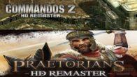 Commandos 2 and Praetorians get HD Remasters