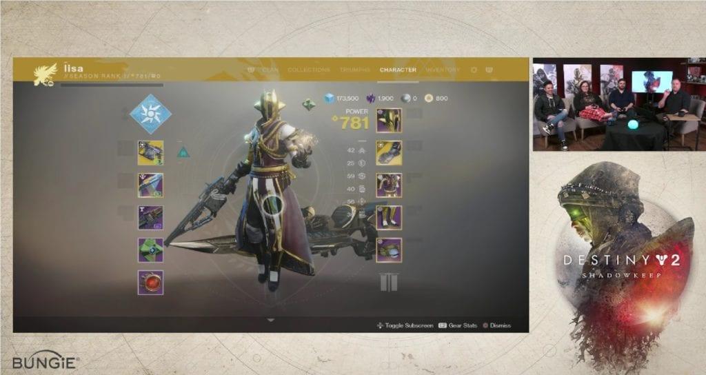 Destiny 2: Shadowkeep - Armor 2 0 feels like one step
