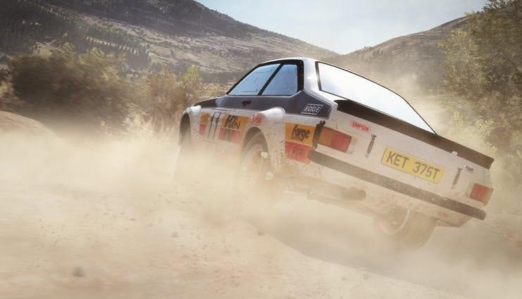 Dirt Rally 1.0 Proper