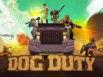 Dog Duty Key Art