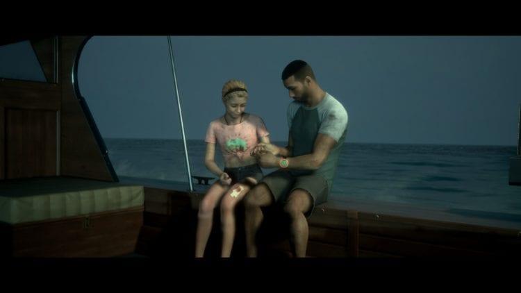Endings The Dark Pictures Man Of Medan Alex Julia Engagement Again - best ending