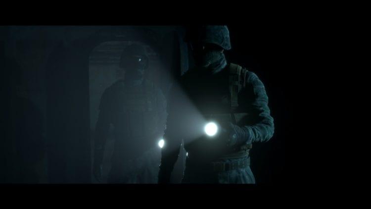 Endings The Dark Pictures Man Of Medan Military Rescue - best ending - post-credits scene