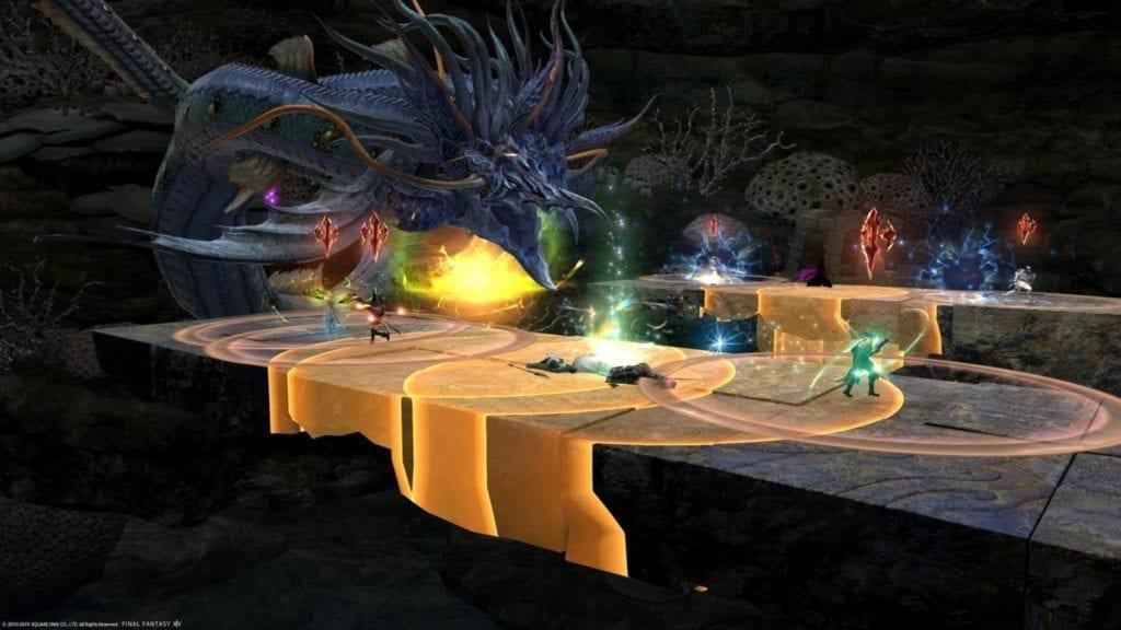 Final Fantasy XIV: Shadowbringers - Eden's Gate: Inundation