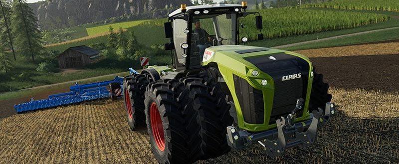 Farming Simulator 19 Claas Platinum