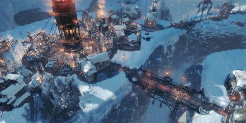 Frostpunk The Rifts Screenshot 2