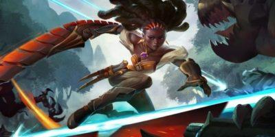 Heroes of the Storm has a new Nexus Hero called Qhira