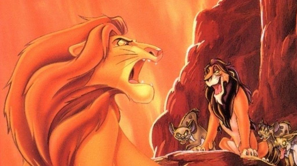 Disney Lion King Aladdin re-release