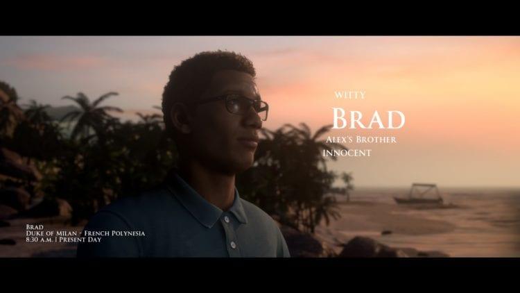 Man Of Medan Guide Normal Mode Walkthrough Everyone Survives Intro Brad