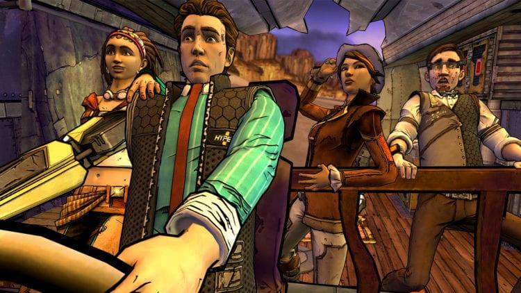 News Breach Pc Gaming News Telltale
