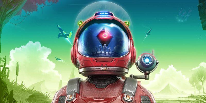 No Man's Sky new update frontiers