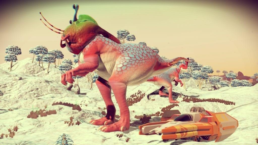 No Man's Sky Beyond update Hello Games