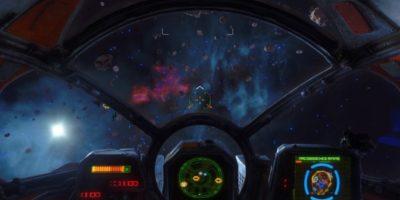 Rebel Galaxy Outlaw - rear turret