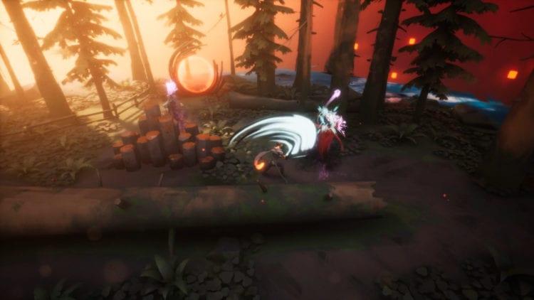 Sword Fighting In Dreamscaper
