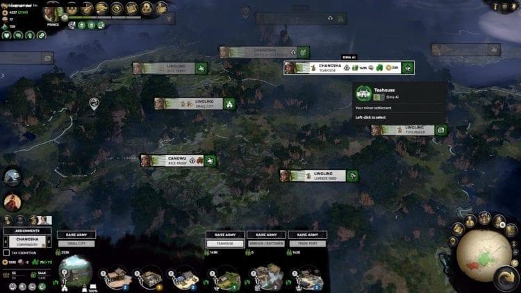 Total War Three Kingdoms Eight Princes Sima Ai Guide Base Building Sun Jian