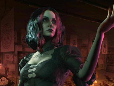 Vampire: The Masquerade - Bloodlines 2 gameplay video Gamescom IGN