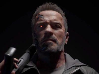 Mortal Kombat 11 Terminator T-800 Arnold Schwarzenegger NetherRealm Studios