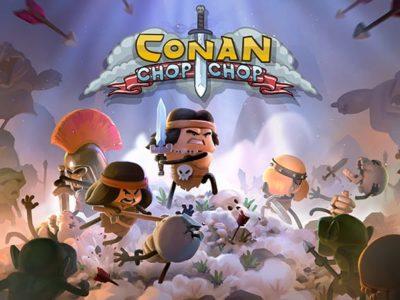 Conan Chop Chop delayed multiplayer online