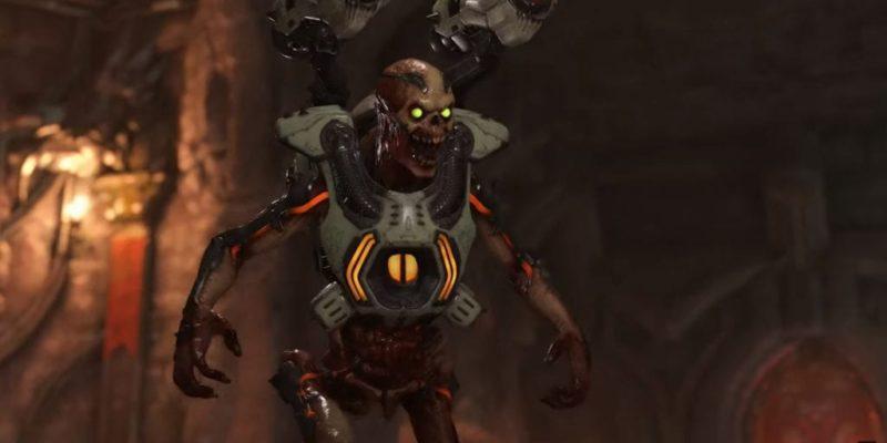 DOOM Eternal trailer explains the new multiplayer BATTLEMODE